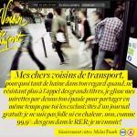 RATP – Cher voisin de transport
