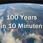100 ans d'histoire (et surtout de guerres) en 10 minutes
