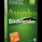 Bitdefender Antivirus Essential vous protège simplement et à vie