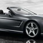 Une Mercedes-Benz SL dans votre garage