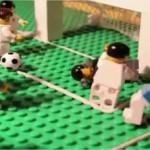 Moments historiques de l'Euro en Lego