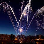Tutoriel – comment photographier un feu d'artifice