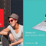 [Concours] Try and like it avec Acer et Windows 8