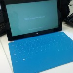 J'ai rendu ma tablette Microsoft Surface RT