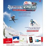 Grand jeu SFR et Red bull X-Games