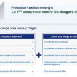 L'assurance Protection Familiale Intégr@le de chez Axa