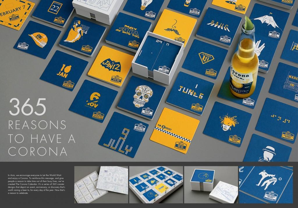 Corona-Calendar