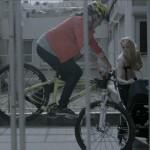 La prevention routière à vélo avec Anne Caroline Chausson