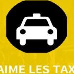 J'aime les taxis… enfin  pas vraiment