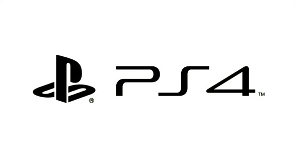 logo sony playstation 4