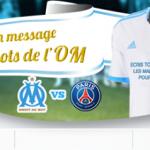 Intersport t'offre de la visibilité pendant OM-PSG
