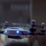 Chorégraphie de drones