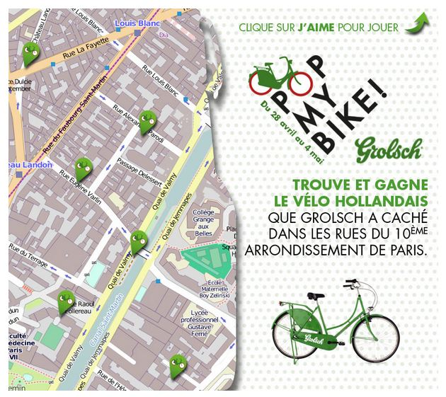 Grolsch_Pop-my-bike_Street-Marketing_Paris-map