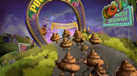 Poo2Loo Poo Party