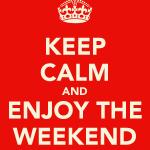 Est ce que c'est bientot le weekend ?
