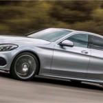 Mercedes – Nouvelle Classe C