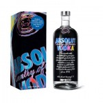Andy Warhol edition by Absolut Vodka