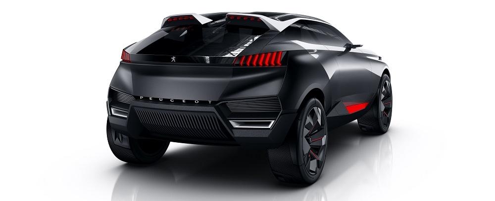 concept car peugeot quartz3