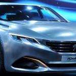 Rendez-vous avec Peugeot au mondial de l'auto
