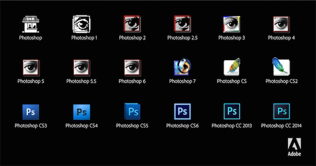 icones photoshop