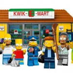 Lego – the Simpsons – The Kwik-E-mart