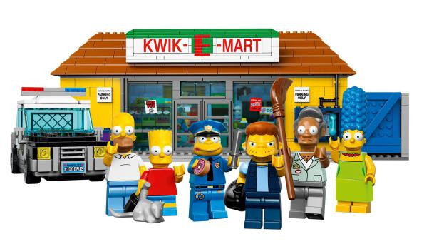 the Simpsons - The Kwik-E-mart-07