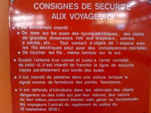 On ne plaisante pas avec la sécurité des rails à Bruxelles