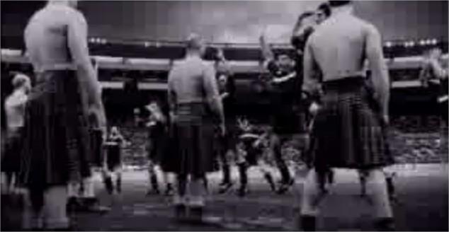 William Lawson's rugby ad