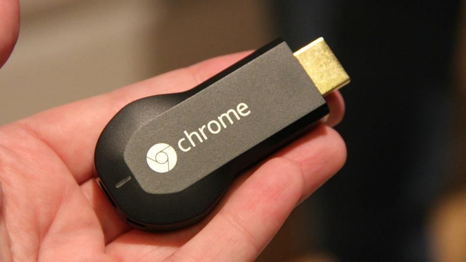 titlap google chromecast - le streaming de votre pc sur votre tv