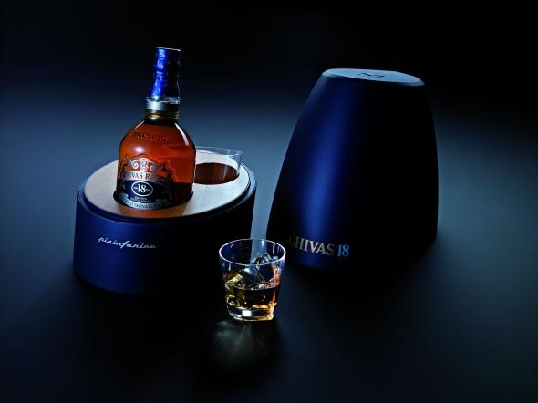 Chivas 18 By Pininfarina - Coffret deux verres
