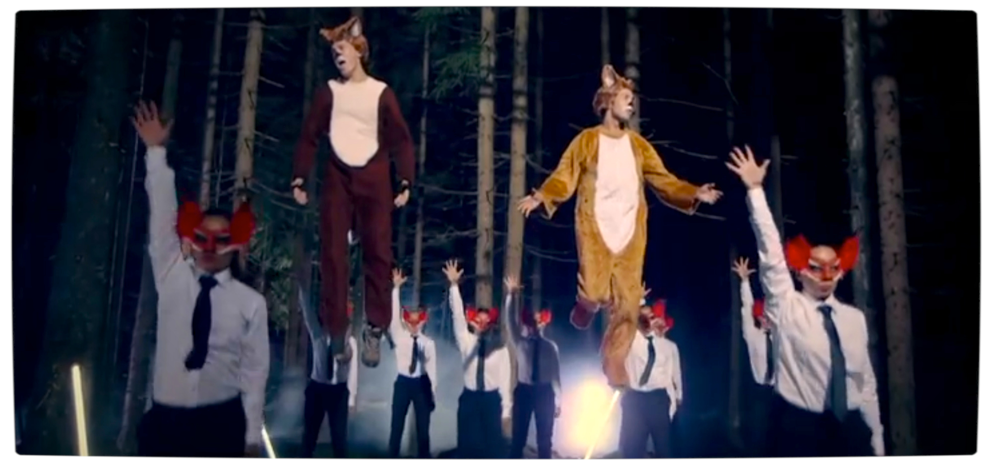 Ylvis-Foxes
