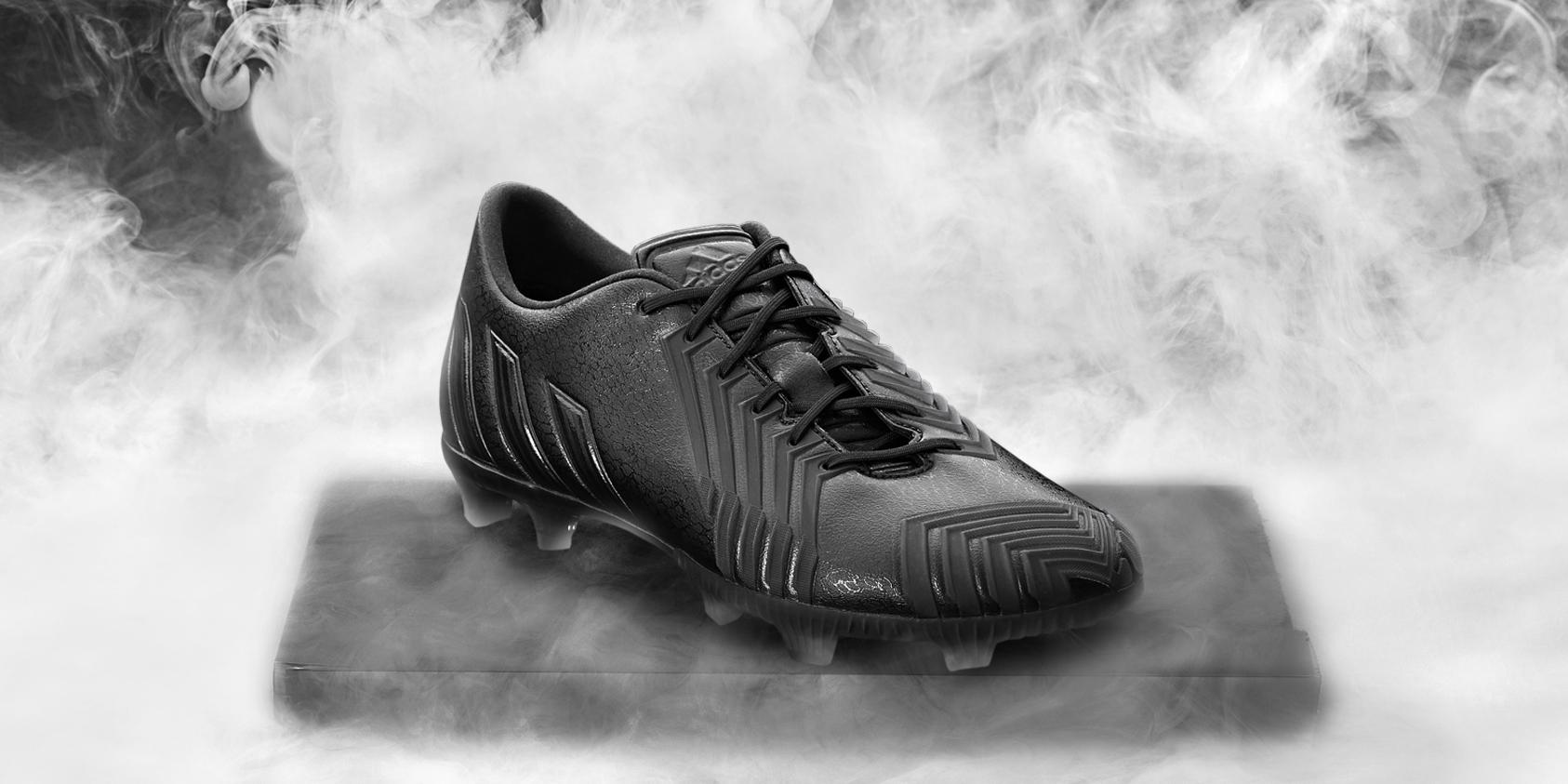 adidas predator blackout