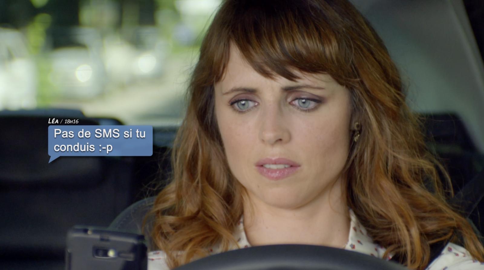 sms belgique volant permis