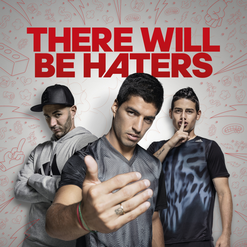 Benzema, James, Suarez2
