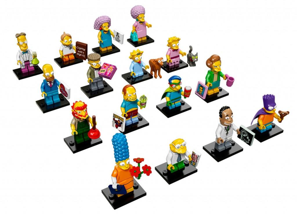 simpsons-minifigures