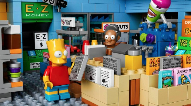 the Simpsons - The Kwik-E-mart-02