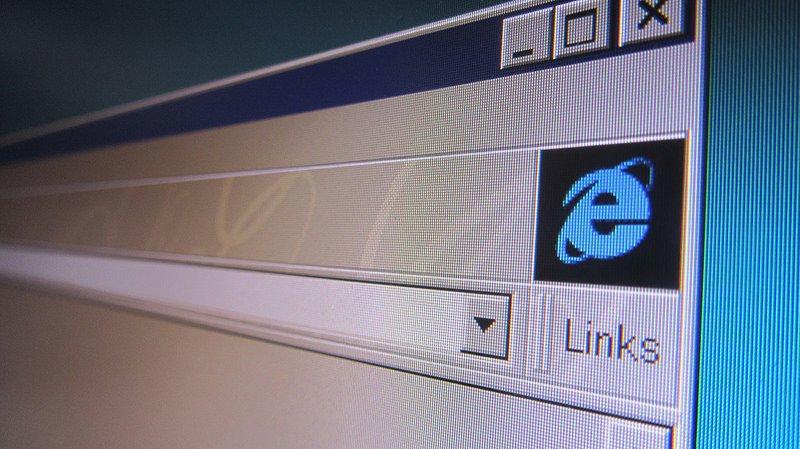 navigateur Internet Explorer